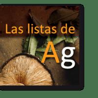 Las listas de Ag