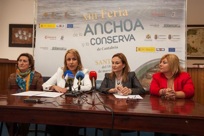 Presentación Feria de la Anchoa