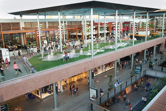 Llega la revoluci n gastron mica a los centros comerciales - Centro comercial maquinista barcelona ...