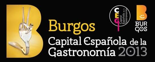Burgos releva a Logroño como Capital Española de la Gastronomía