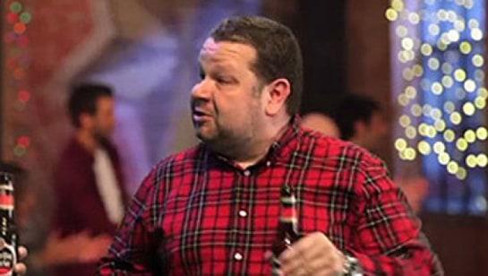 El cocinero Alberto Chicote brindará con cerveza en La Sexta para recibir el año 2013