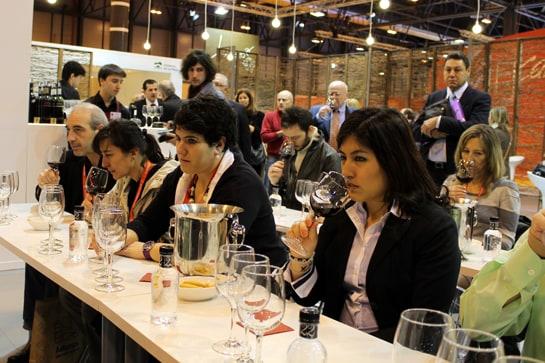 Cata de vino de Rioja / Foto: Juan Carlos Morales