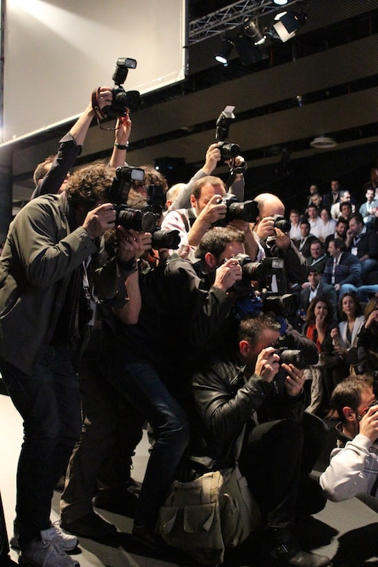 Batallón de fotógrafos
