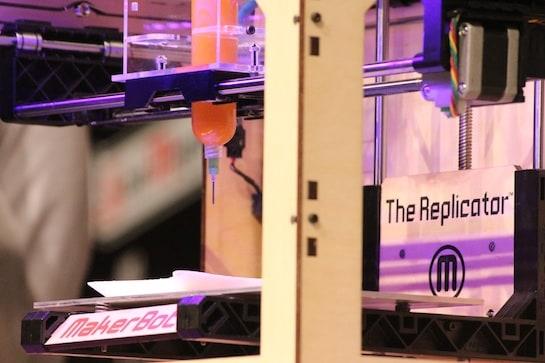 Impresora 3D para platos y alimentos. ¿Llegará alguna vez a los hogares?