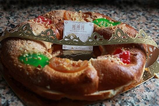 Roscón de Reyes. Foto: Keith Williamson