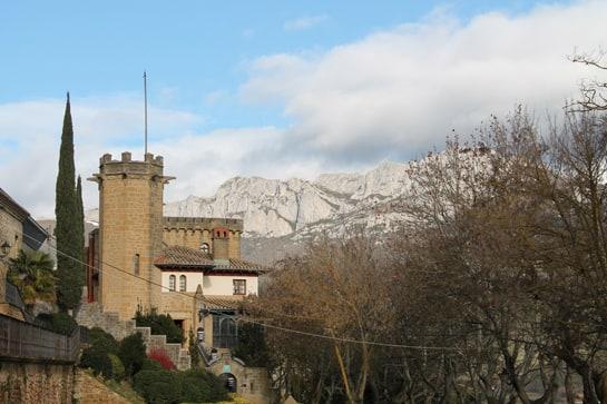 Vista de la villa medieval de Laguardia / Foto: Juan Carlos Morales