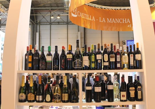 Los vinos y cavas de La Mancha son un reclamo turístico de la región