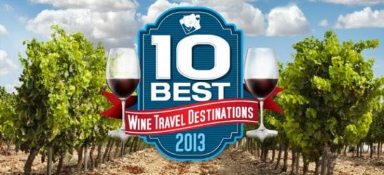 Rioja, uno de los mejores destinos enoturísticos para 2013 según Wine Enthusiast