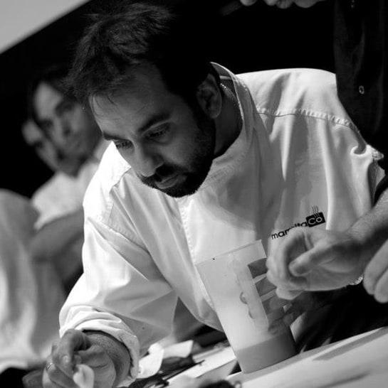 Josean Merino, chef impulsor de Cocineros en Red