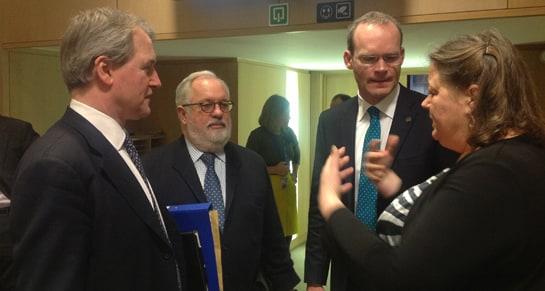 Ministros Agricultura UE