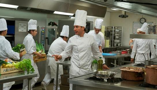 Los restaurantes también están concienciados con elaborar menús saludables