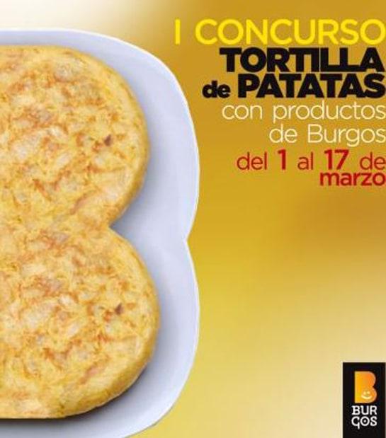 Burgos busca la mejor tortilla de patatas con productos de la tierra
