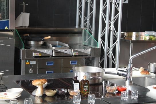 La dieta mediterránea, cada vez más presente en los menús de los restaurantes / Juan C. Morales