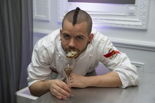 El cocinero David Muñoz, elegido Mejor Chef del Año por la revista Club de Gourmets