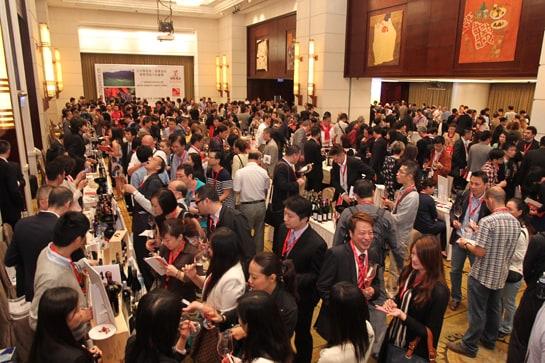 Más de 1.000 profesionales asistieron al II Salón del Vino de Rioja en Hong Kong