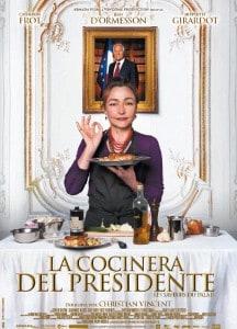 cartel la cocinera del presidente