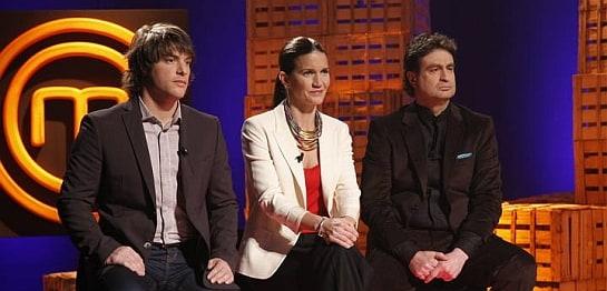 El jurado de Masterchef: Jordi Cruz, Samantha Vallejo-Nájera y Pepe Rodríguez / Foto: RTVE