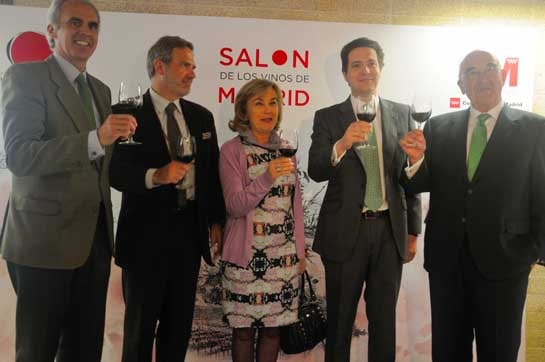 salon vinos madrid