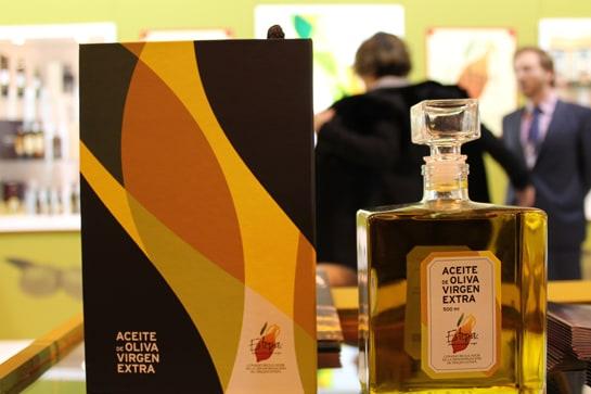 Algunos aceites de oliva se envasan como si fueran perfumes / Juan Carlos Morales