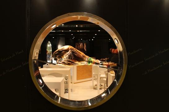 El jamón ibérico, producto estrella del Salón de Gourmets / Foto: Juan Carlos Morales