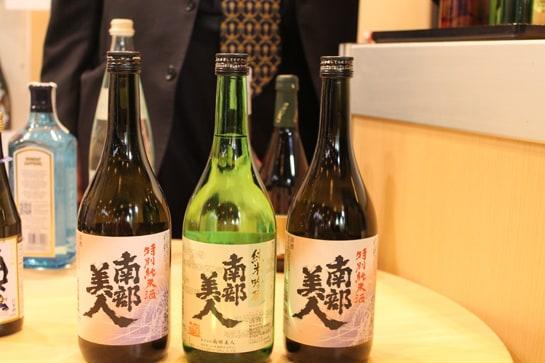 El sake sigue siendo, junto al sushi, el producto estrella japonés - Juan C. Morales