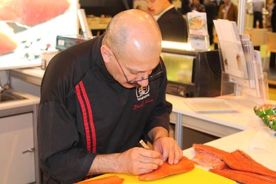 El salmón gourmet no puede tener ni una sola espina / JC Morales