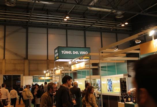 El Túnel del Vino, uno de los rincones más visitados / Juan Carlos Morales