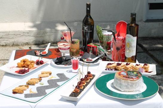 La Cereza del Jerte es el ingrediente perfecto para elaborar platos refrescantes / JC Morales