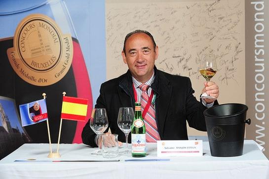Uno de los miembros del jurado internacional del certamen