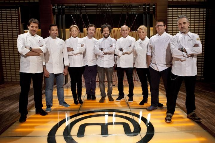 17 estrellas Michelin Masterchef