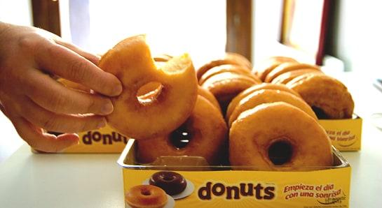 donuts panrico