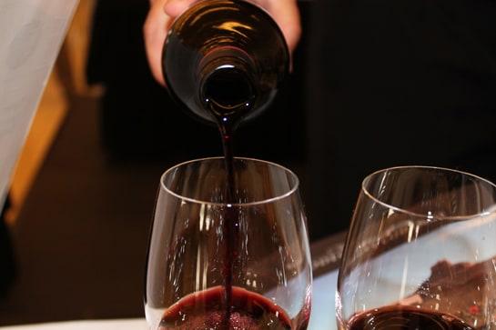 Cerca de 150 vinos compitieron por ser el mejor del año / JC Morales