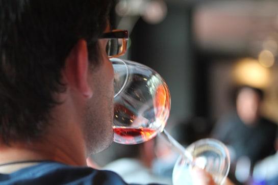 El olfato, fundamental para convertirse en el mejor sumiller de España / JC Morales