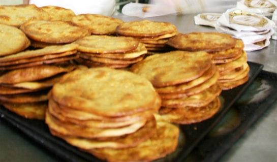 Las tortas de aceite de Castilleja de la Cuesta son el cuarto producto español reconocido por Bruselas como ETG