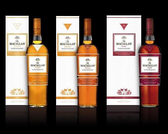 La nueva gama de The Macallan