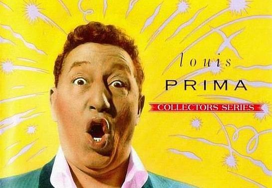 Louis Prima, un clásico.