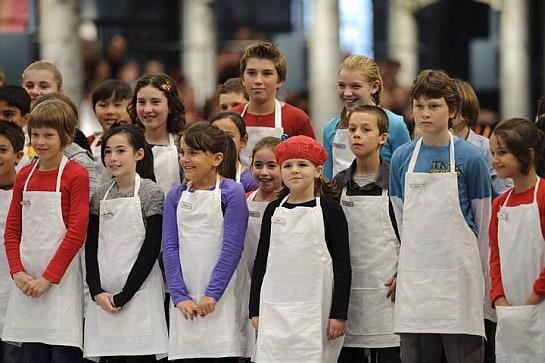 Los niños son ahora los protagonistas. /Foto: RTVE