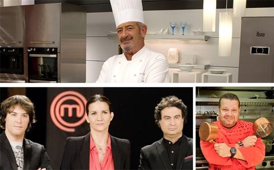 Los programas de cocina protagonistas del festval de for Programas de cocina