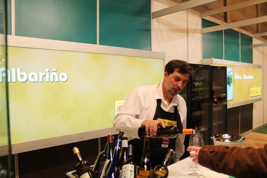 El Albariño es la estrella de la Ruta del Vino Rías Baixas / JC Morales