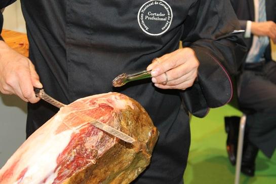 El jamón ibérico es uno de los productos españoles más apreciados en todo el mundo / JC Morales