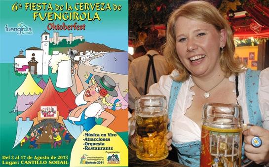 oktoberfest fuengirola 2013