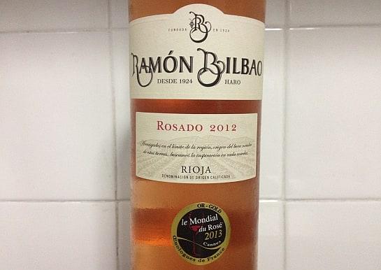 El Ramón Bilbao Rosado 2012 se puede consumir en condiciones óptimas hasta 2014