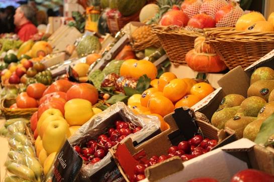 Frutas y verduras, base de una alimentación sana y saludable / Juan Carlos Morales