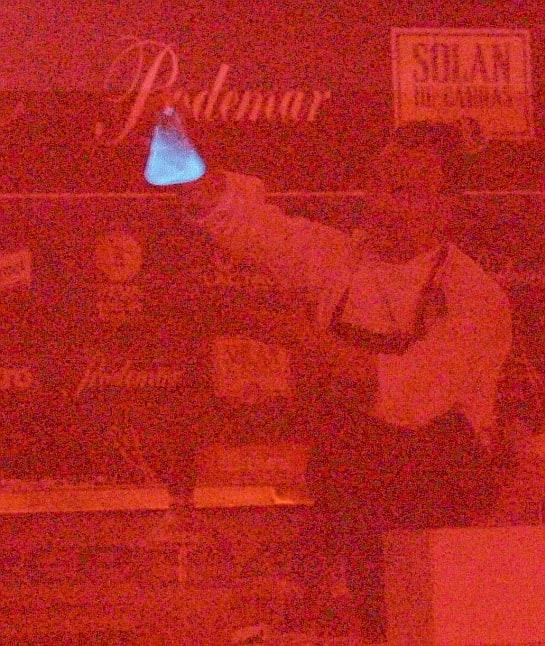 Ángel León, con sus bioluminiscencias comestibles.