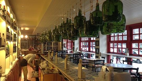 La Taberna del Volapié de Castellana 124, en Madrid / Foto: A. G. Gil-García
