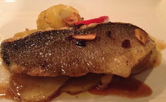 La dorada a la bilbaína, un plato muy conseguido / Foto: Gastrolobo