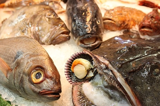 Los pescados de Serpeska, tan frescos que parecen querer hablar