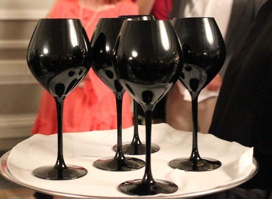 Las famosas copas negras de la competición / Foto: L. Prieto