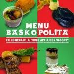 'El Pitaco' presenta un menú basado en '8 apellidos vascos' con lo mejor de la cocina de Euskadi