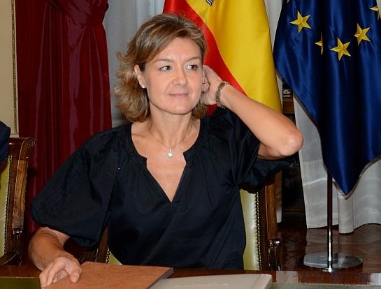 La ministra Isabel García Tejerina / Foto: Ministerio de Agricultura.
